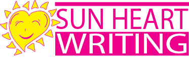 Sun Heart Writing